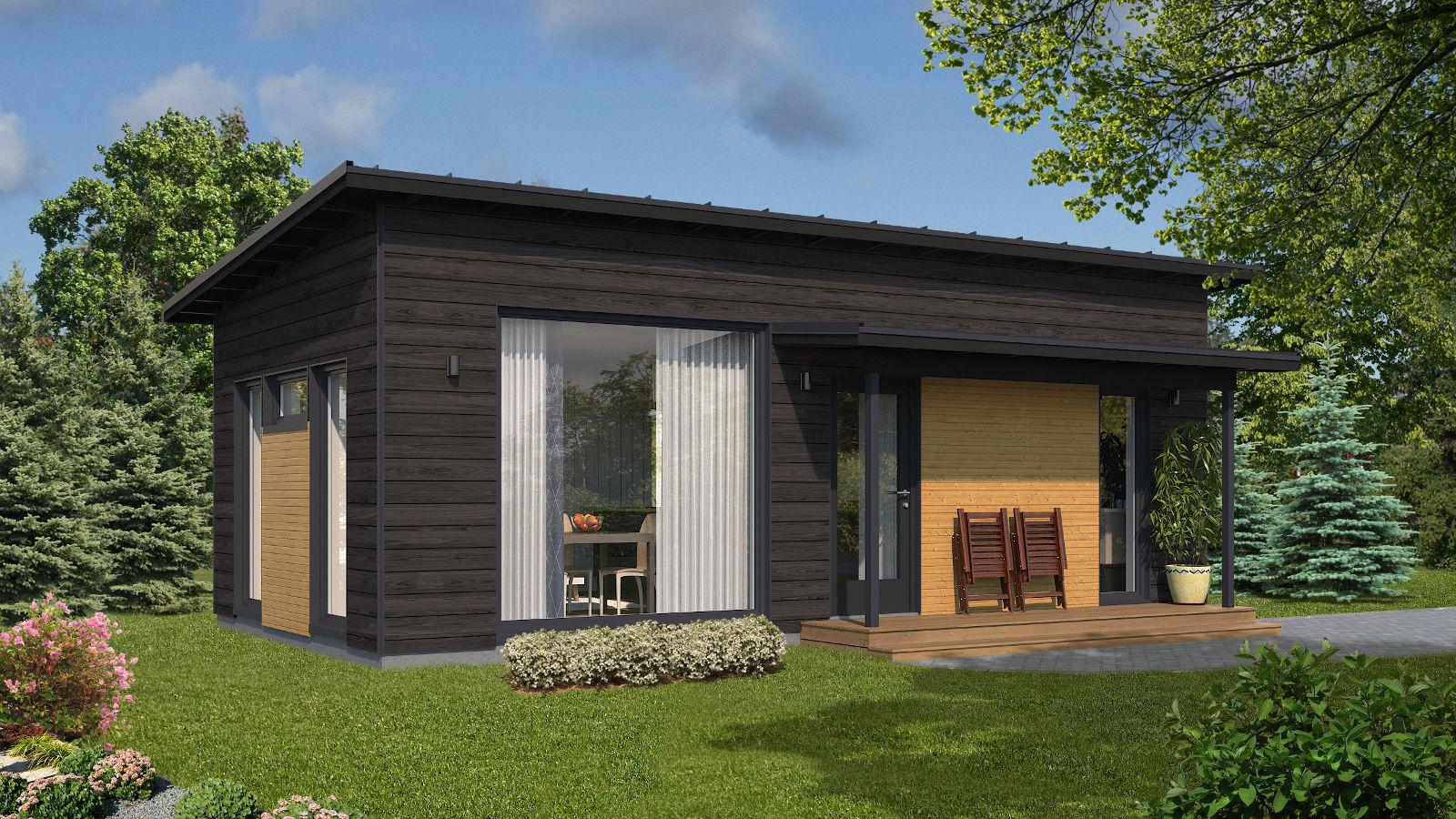 Nordicsmarthomes modular houses